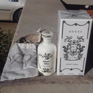 Brand New Gucci Winter Spring 3.3oz Never Opened
